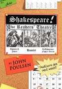 Shakespeare for Readers� Theater